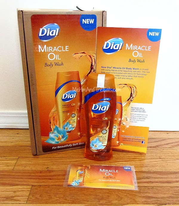 Dial Kit Miracle Oil BOdy Wash For Beautifully Soft Skin  #Sponsored