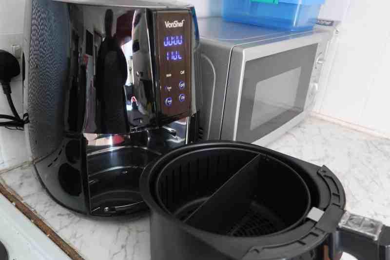 VonShef Digital Air Fryer