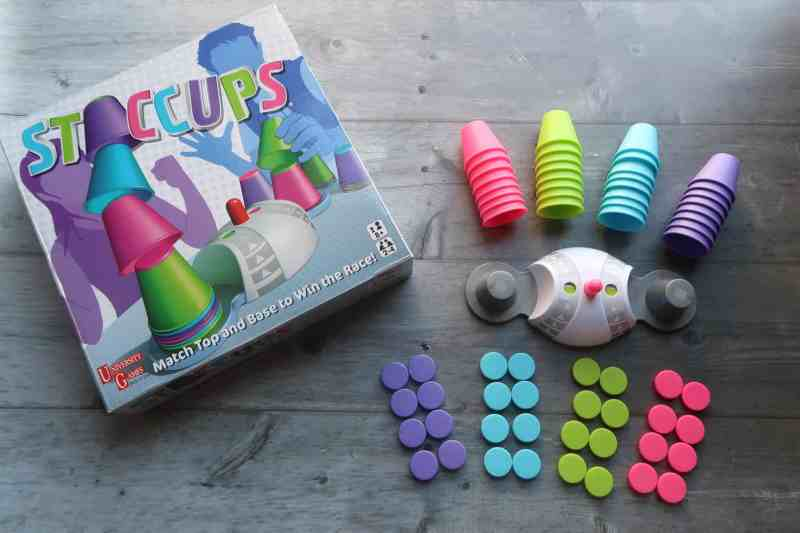 Staccups From University Games