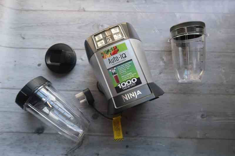 Nutri Ninja Smoothie Maker Review
