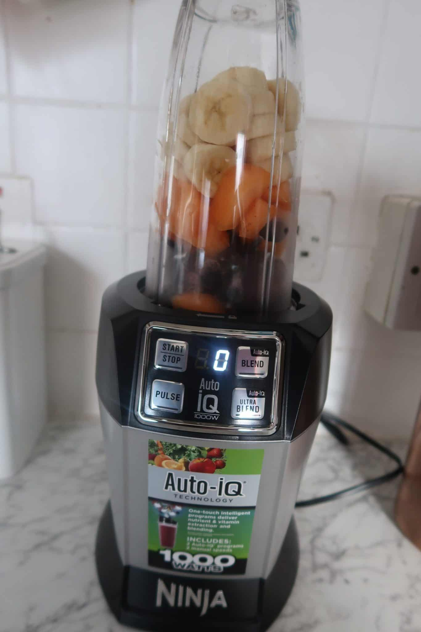 Nutri Ninja Smoothie Maker Review Me Him The Dog And A