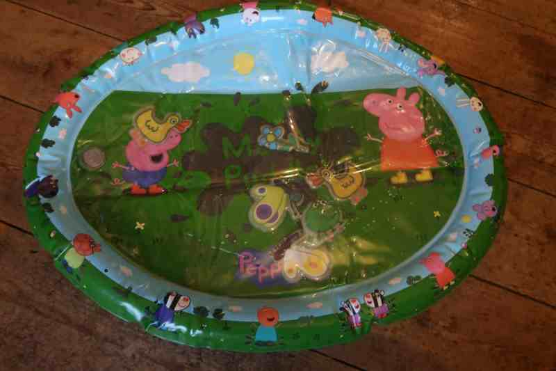 Peppa Pig Water Filled Muddy Puddle Review