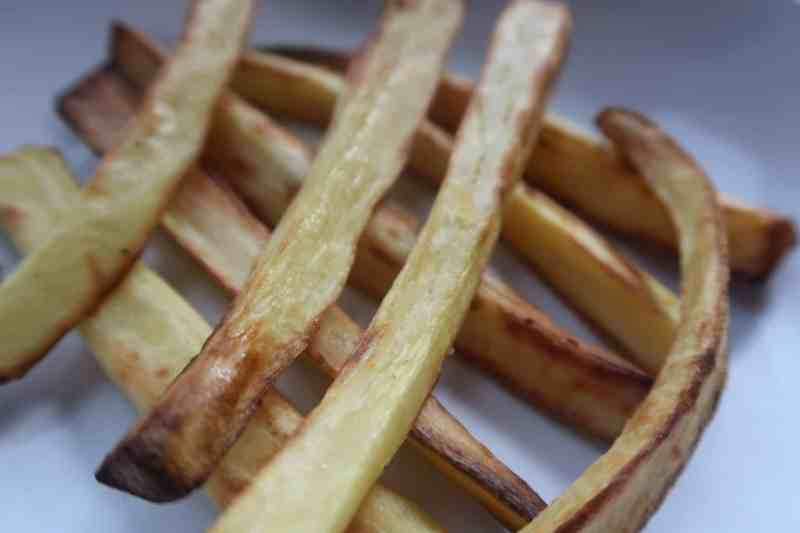 Air Fryer Parsnips