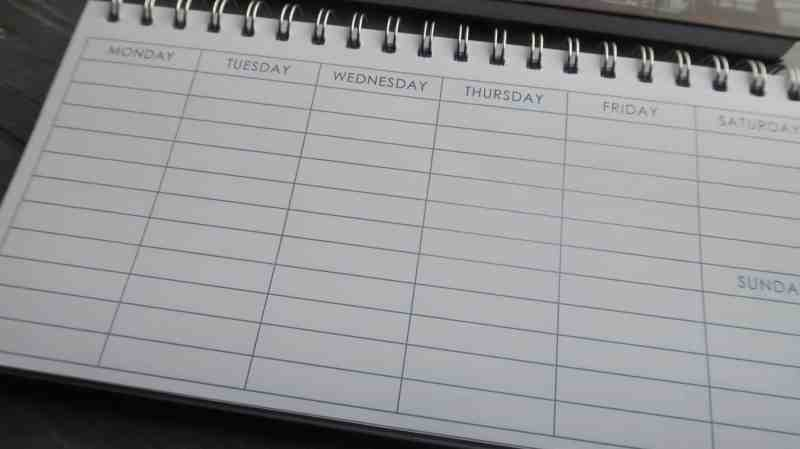 How To Keep Your Blog Organised In The New Year