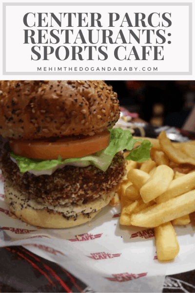 Center Parcs Restaurants: Sports Cafe