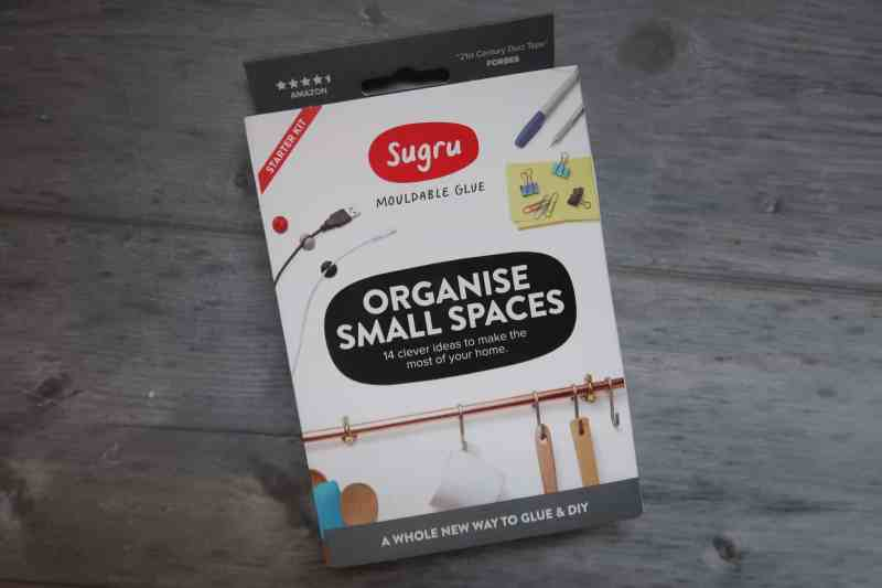 Sugru Small Space Kit