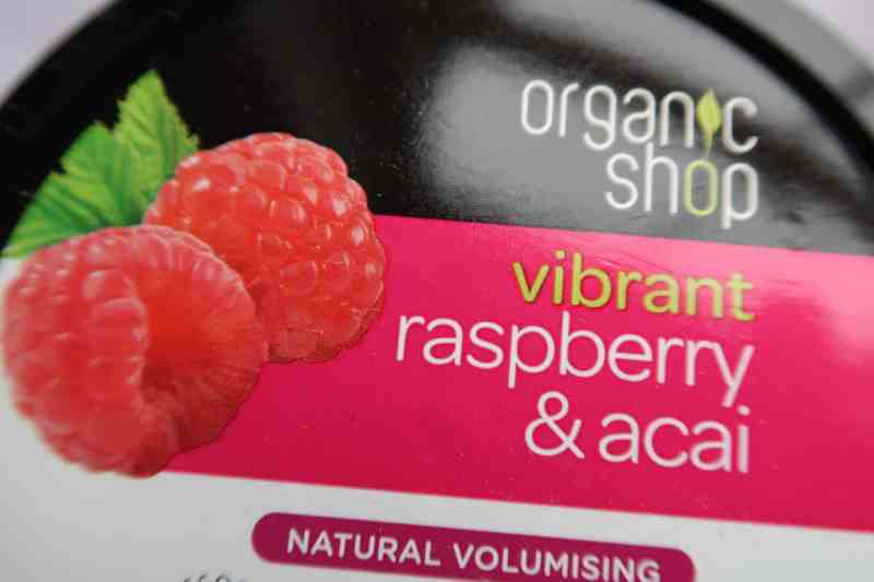 Organic Shop Hair Care Review