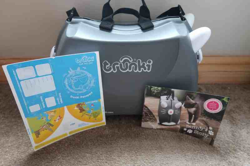 Making Memories With Trunki