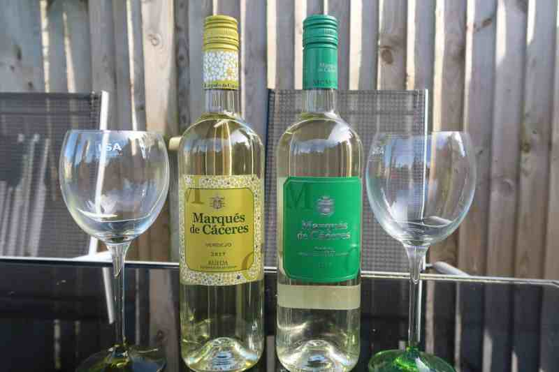 MarquesDeCaceres wine