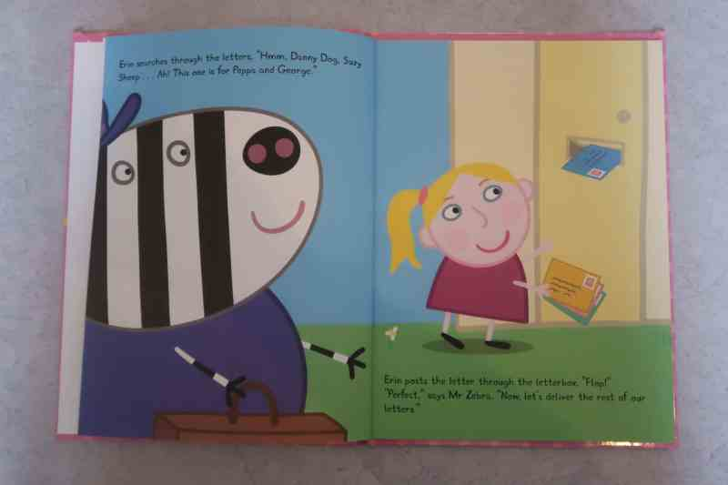 Personalised Peppa Pig Party Book