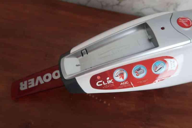 Hoover Clik Handheld Vacuum Cleaner