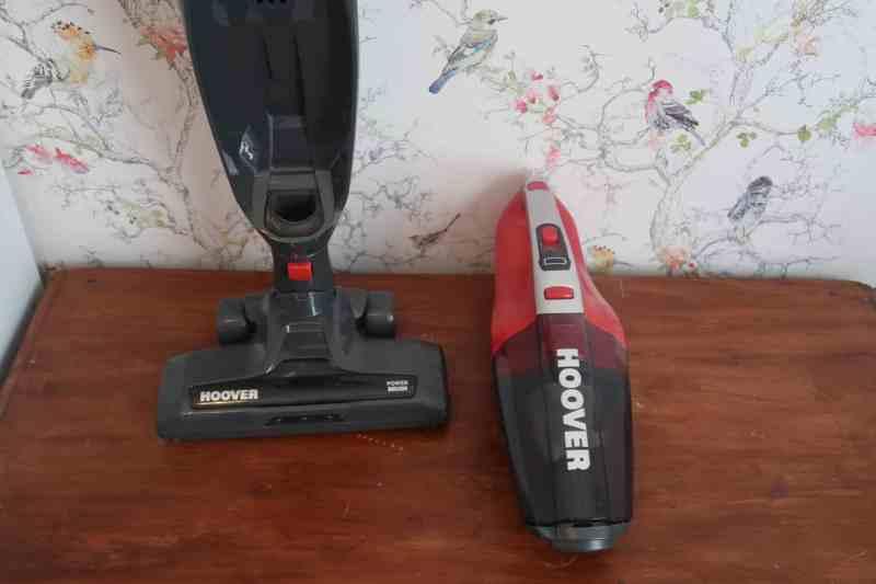 Hoover Freejet FE18AG Cordless Vacuum Cleaner