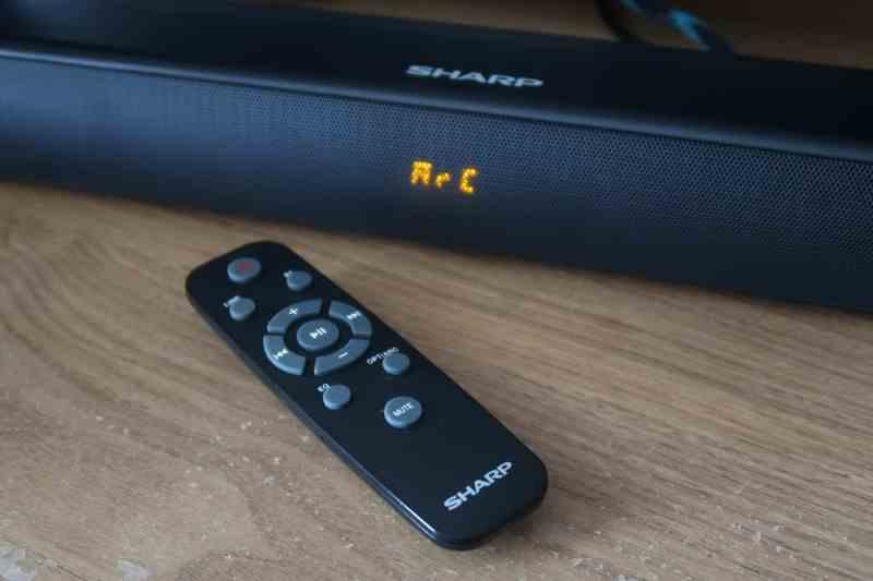 Sharp HT-SB150 Bluetooth Soundbar