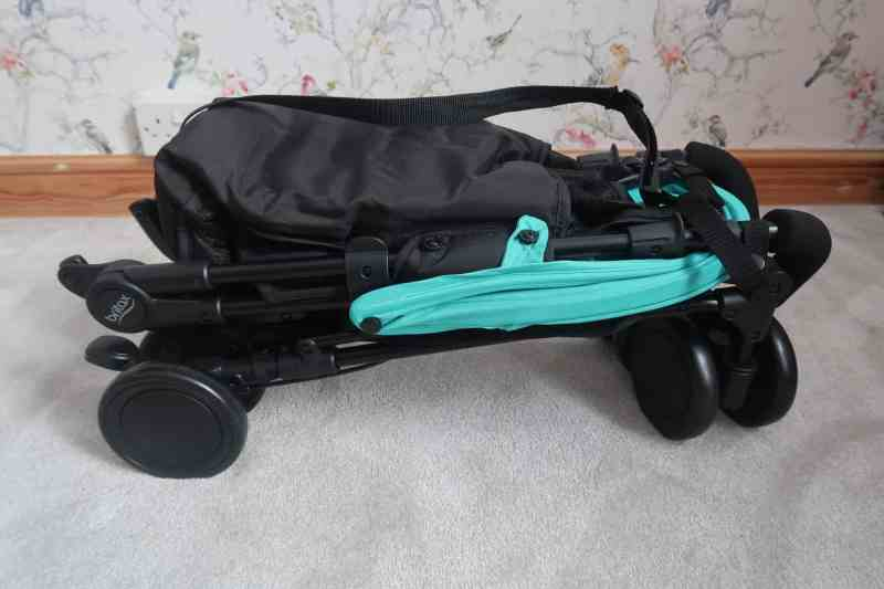 Britax Holiday folded