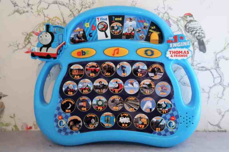 Thomas And Friends Alphaphonics Tablet