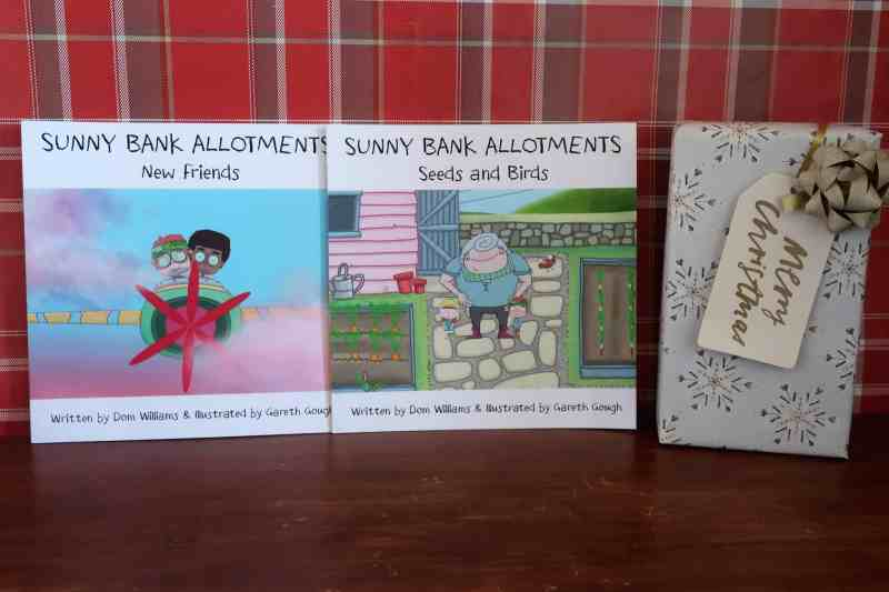 Sunny Bank Allotments books