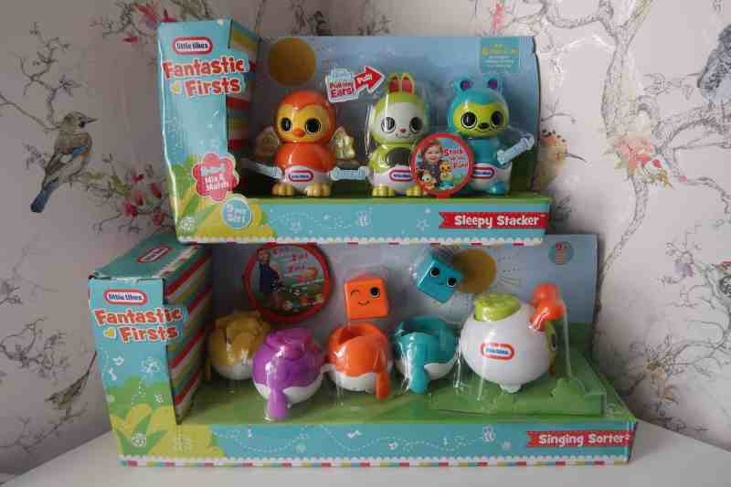 Little Tikes Fantastic Firsts toys