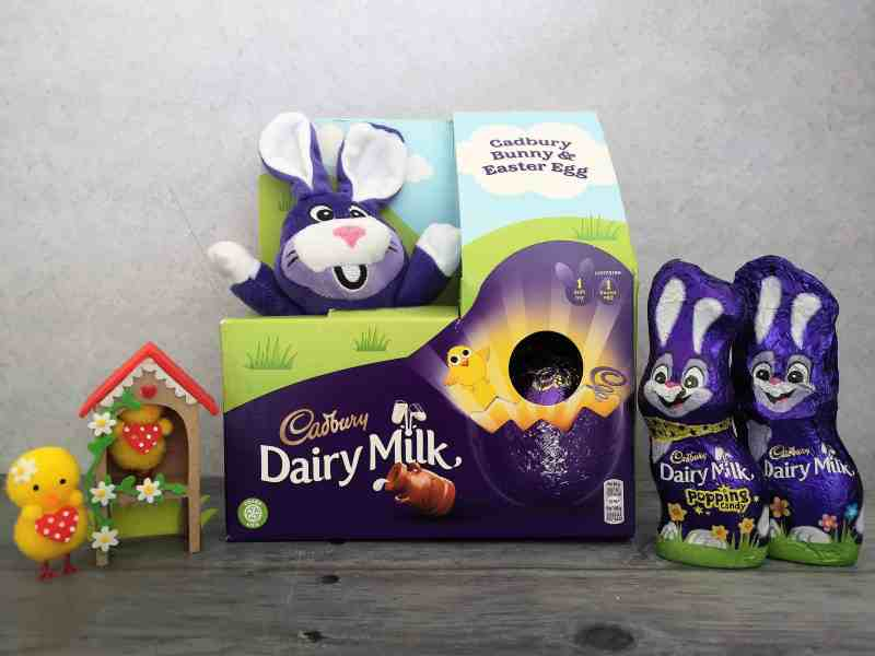 Cadbury Easter products