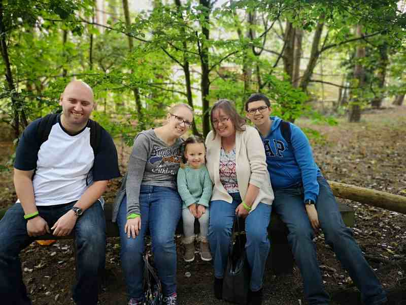 2018 family holiday to Center Parcs