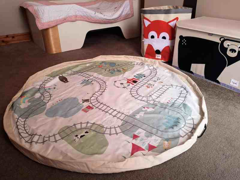 Play & Go storage bag and play mat