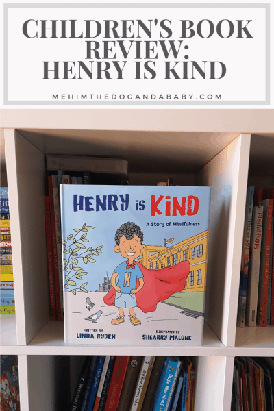 Children's Book Review: Henry Is Kind