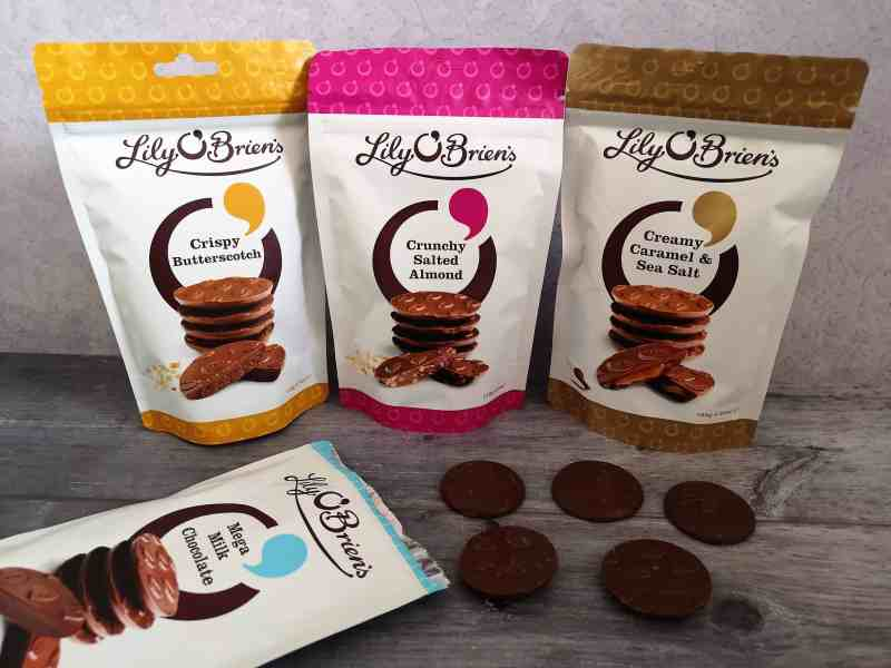 Lily O'Brien's Share Bags