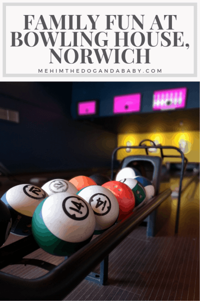 Family Fun At Bowling House, Norwich