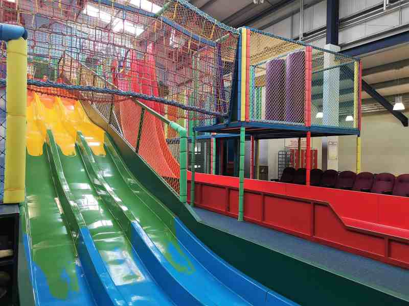 Dinomite Indoor Play Area