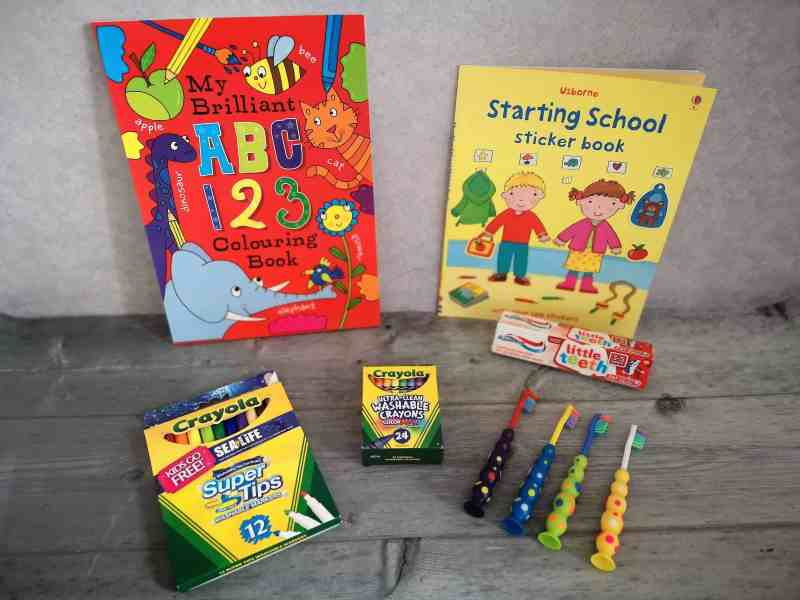 Simplyhealth back to school pack