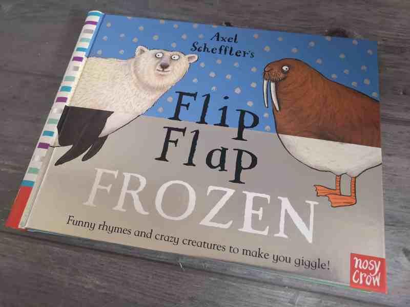 Flip Flap Frozen by Axel Scheffler