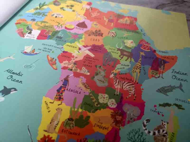 Africa, Amazing Africa by Atinuke