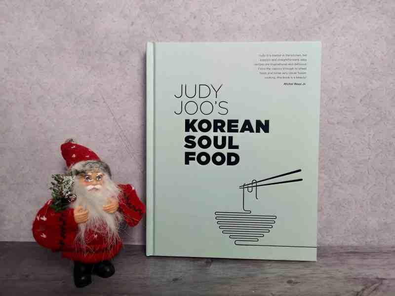 Korean Soul Food book
