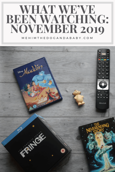 What We've Been Watching: November 2019