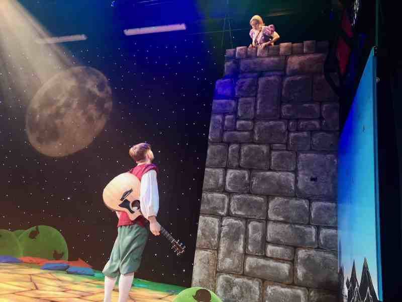 My First Panto: Rapunzel