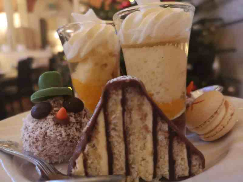 Festive Afternoon Tea At The Assembly House