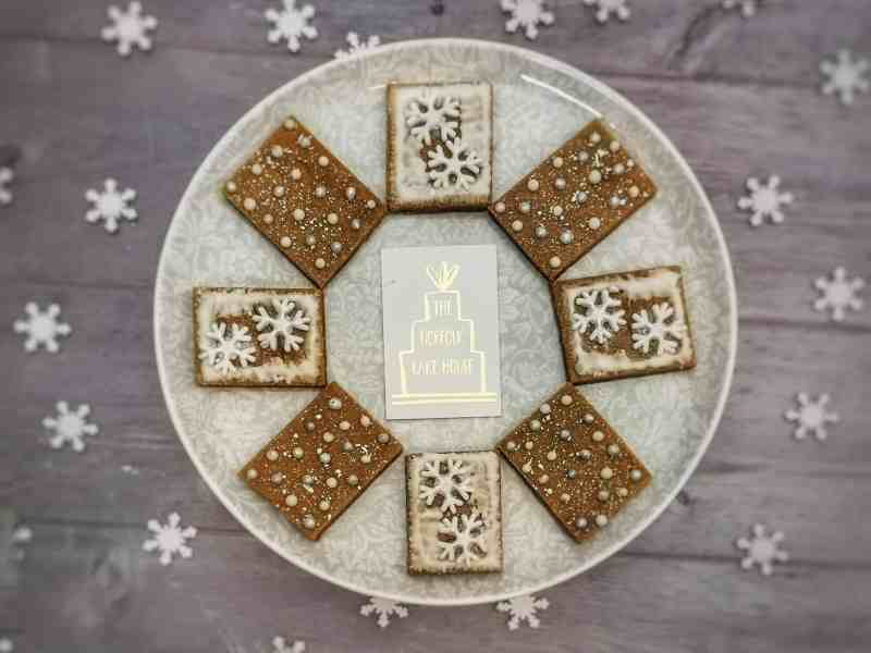 The Norfolk Cake House gingerbread cookies