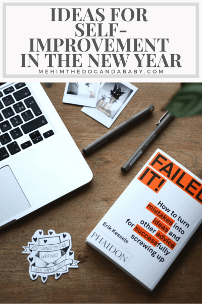 Ideas For Self-Improvement In The New Year