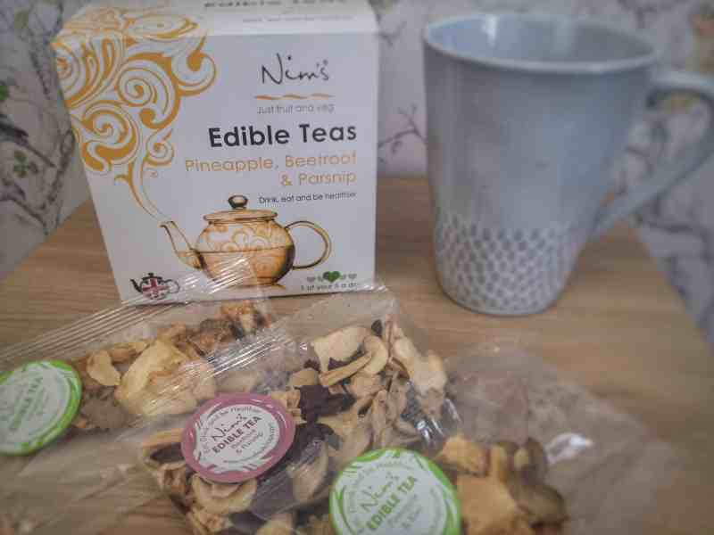 Nim's Edible Teas