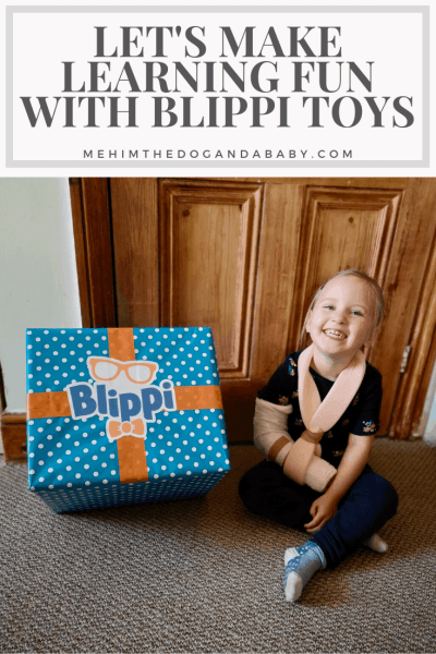 Let's Make Learning Fun With Blippi Toys