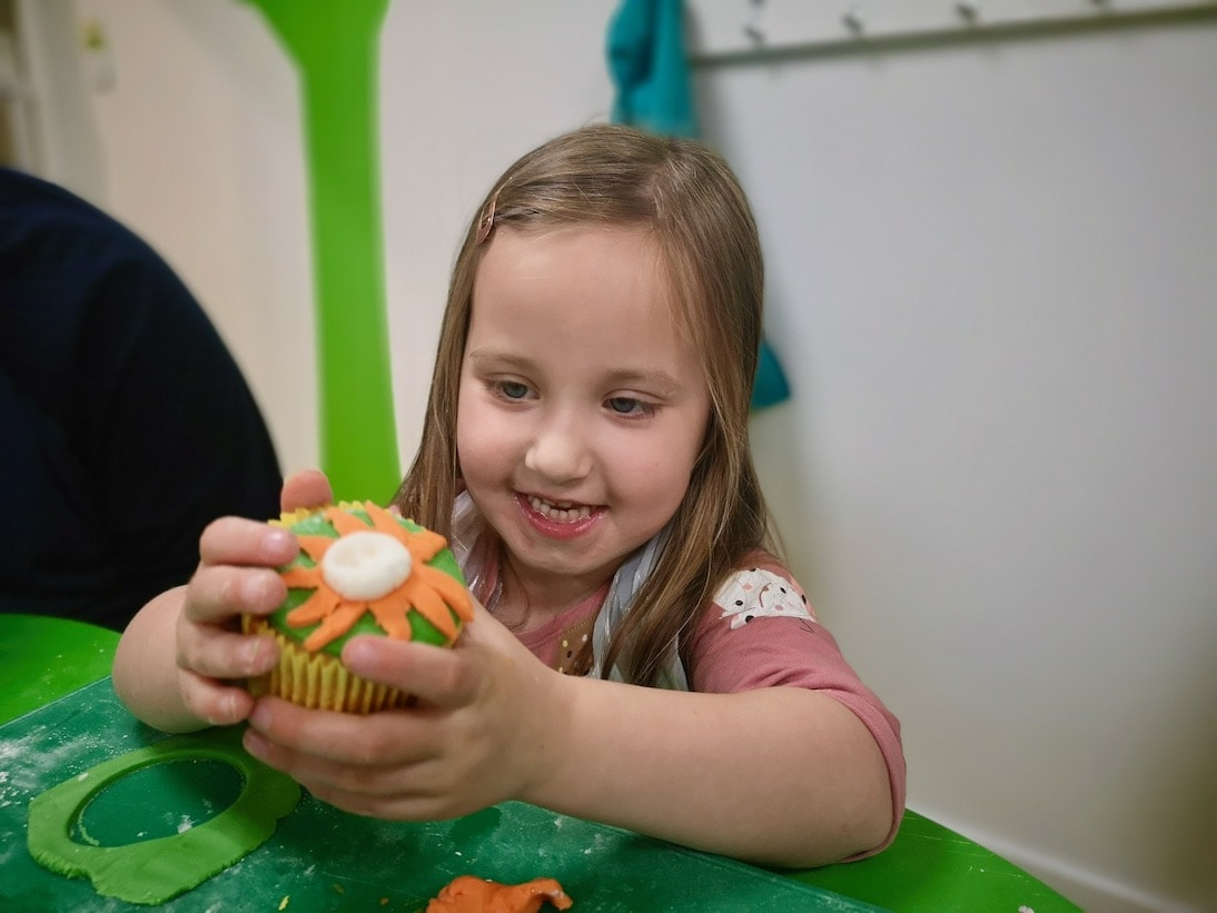 Cupcake Decorating At Center Parcs