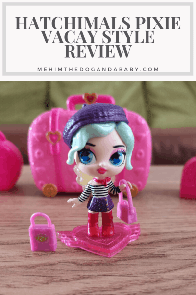 Hatchimals Pixie Vacay Style Review