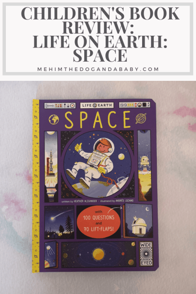 Children's Book Review: Life on Earth: Space