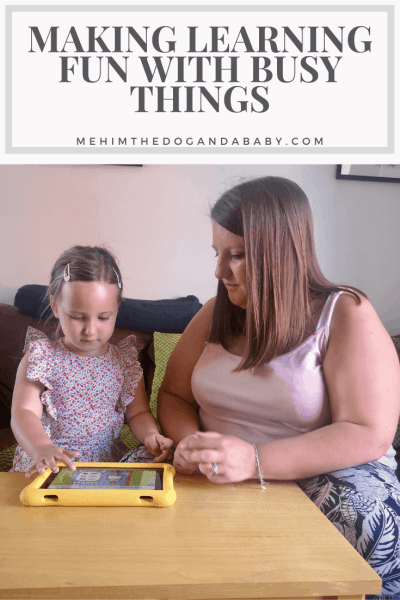 Making Learning Fun With Busy Things