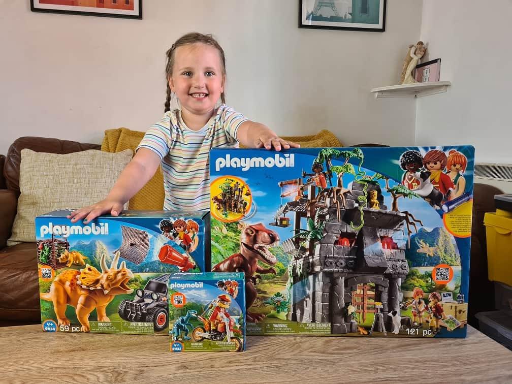 Playmobil Dinos Sets