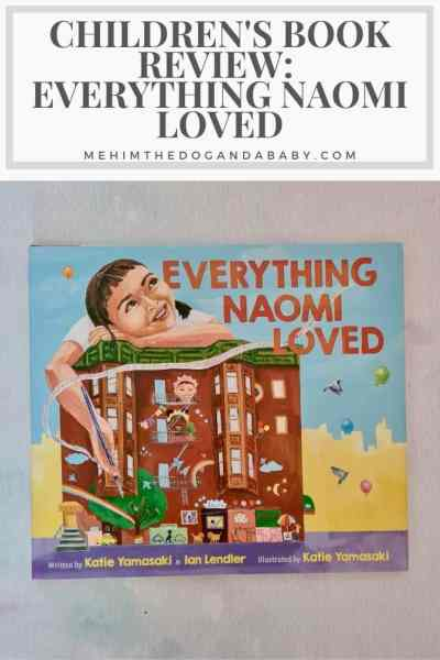 Children's Book Review: Everything Naomi Loved
