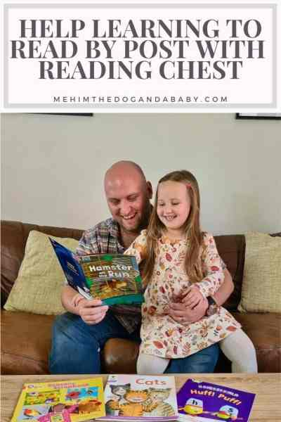 Help Learning To Read By Post With Reading Chest