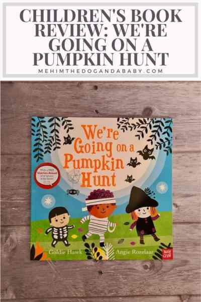 Children's Book Review: We're Going On A Pumpkin Hunt