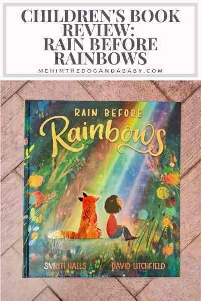Children's Book Review: Rain Before Rainbows