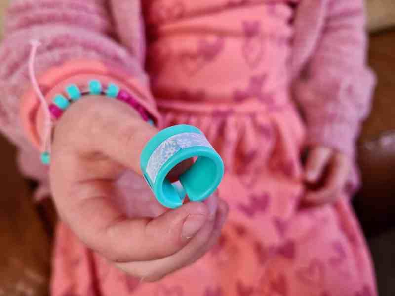 Frozen Love Bijoux ring