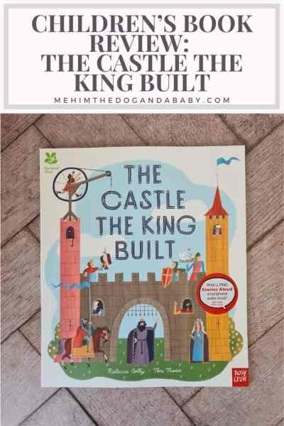 Children's book review The Castle The King Built